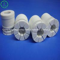 Buy cheap Excellent dimensional stability injection white color plastic PET bushing pet sleeve product