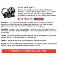 Buy cheap Drive Axle for Forklifts from wholesalers