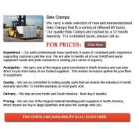 Buy cheap Bale Clamps from wholesalers