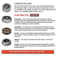 Buy cheap Carriage Roller from wholesalers