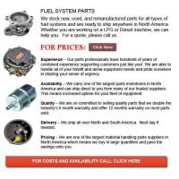 Buy cheap Forklift Fuel System from wholesalers