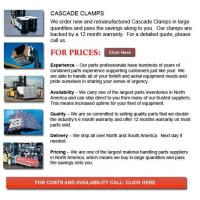 Buy cheap Cascade Clamp product