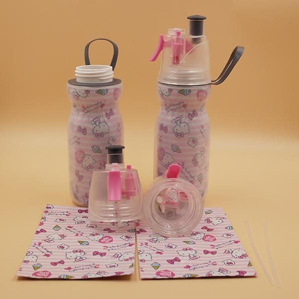 Quality Wholesale Novelties Spray Water Bottle Plastic Products for sale
