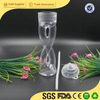Buy cheap Promotional Reusable Led Plastic Cup Microwave Safe With Straw product