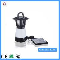 Buy cheap Harmless Solar Powered Electronic Machine Indoor Mosquito Killer LED Lamp For Home product