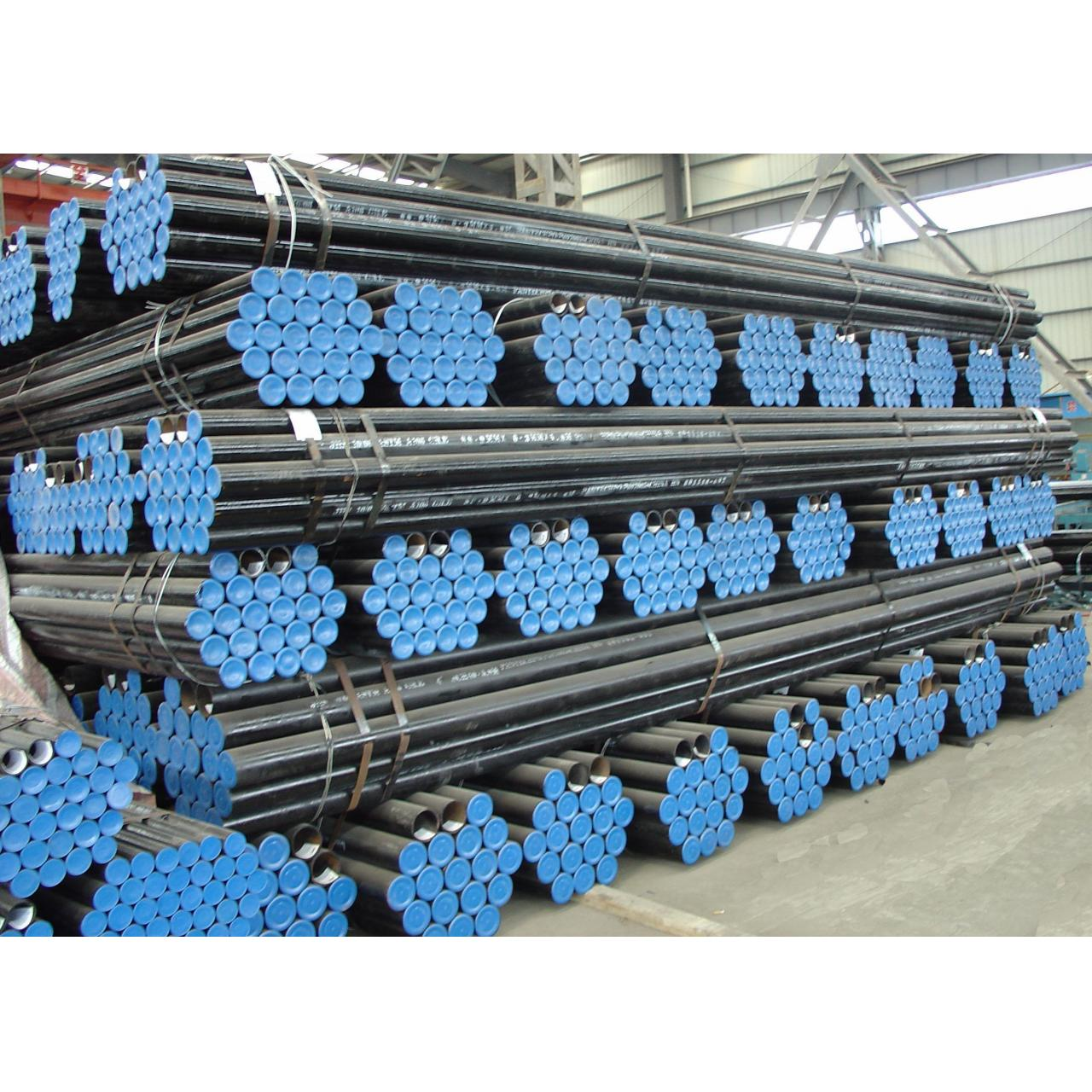 Buy cheap ASTM A333 Seamless Carbon Steel pipe product