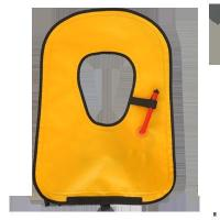 Buy cheap Air blowing buoyancy vest for snorkeling from wholesalers