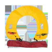 Buy cheap Belt inflatable life jacket from wholesalers
