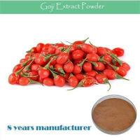 Buy cheap 2015 Hot sale ISO/GMP factory supply Black Goji berry Black wolfberry extract powder CADY product