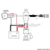 Toyota Fog Light Diagram together with 276XAXH 5D as well Reverse Polarity Relay Diagram On Wiring Diagram For Relays 12 Volt also Relay Guide furthermore S 21w Hid For Motorcycle. on wiring diagram for spdt relay