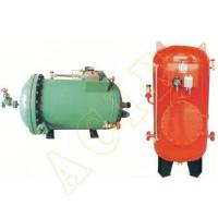 Buy cheap Carbon Steel Marine Sea Water Hydrophore Tank with Circulation Pump from wholesalers