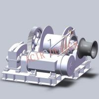 Buy cheap Electric Hydraulic Diesel Operated Anchor Winch from wholesalers