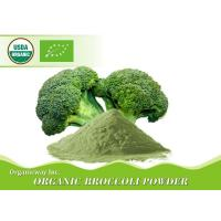 Buy cheap Organic Broccoli powder from wholesalers