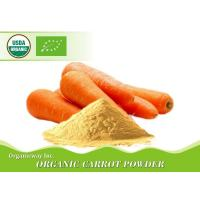 Buy cheap Organic Carrot powder from wholesalers
