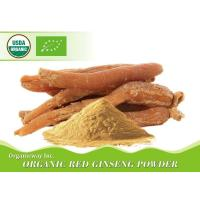 Buy cheap Organic Red ginseng powder from wholesalers