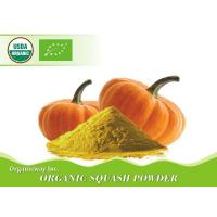 Buy cheap Organic Squash powder from wholesalers