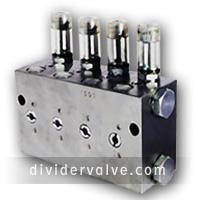 Buy cheap Industrial Lubricant Distributor VSL8-KR product