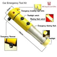 Buy cheap Car Emergency Tool Kit with Torch product