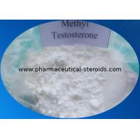 Buy cheap 17-Alpha-Methyl-Testosterone 58-18-4 Mesterone Steroid Raw Hormone Powders product