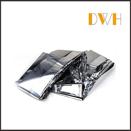 Quality First-aid devices type waterproof foil silver mylar thermal rescue emergency blanket for sale