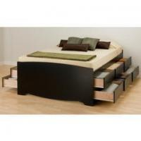 Buy cheap Skye Queen Bed in Ivory product