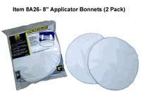 Buy cheap Lanes Terry Cloth Applicator Bonnets - 2 Piece - 8 Inch - WEN8A26 from wholesalers