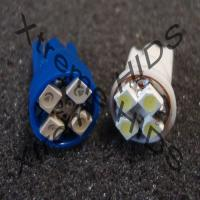 China Wedge Bulbs(158, 164, 198) T10 1210 4 SMD WHITE wholesale
