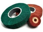 Buy cheap High Quality Various Size Non Woven Abrasives Wheels with Factory Price product