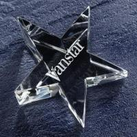 Buy cheap 3D Laser Crystal Trophies Item#: CCT-STAR-1202 from wholesalers