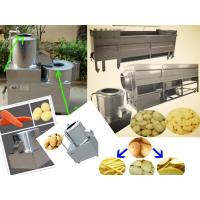 Buy cheap Stainless Steel Potato Washing and Peeling Machine from wholesalers