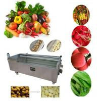Buy cheap Root vegetable fruit carrot cleaning machine from wholesalers