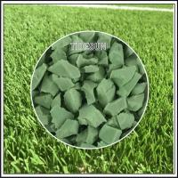 Buy cheap Professional EPDM Colors Rubber Granules Playground Surface product