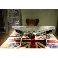 Buy cheap Aluminum Finishing Cover Living Room Vintage Aviator Table from wholesalers