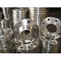 Buy cheap ASTM B16.5 Carbon Steel Flange from wholesalers