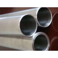 Buy cheap ASTM B338 Gr2 Gr5 Welded Titanium and Titanium Tube for Condensor and Exhausting System from wholesalers