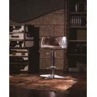Buy cheap Leather Bar Chair Can Be Adjust Up and Down Barstool from wholesalers