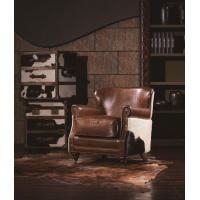 Buy cheap Vintage Tobacco Leather Chair Aviator Sofa Chair from wholesalers