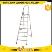 Buy cheap 8 steps aluminum step ladder from wholesalers
