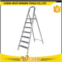 Buy cheap 7 steps aluminum step ladder from wholesalers