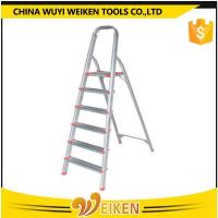 Buy cheap 6 steps aluminum step ladder from wholesalers