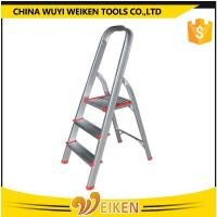 Buy cheap Easy to use foldable 3 steps ladder for home from wholesalers