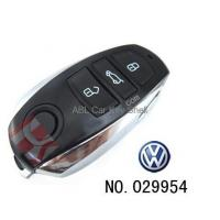 Buy cheap For Land Rover VW 3 button car key shell from wholesalers