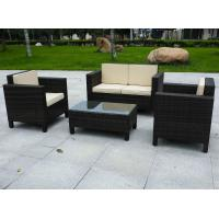 Buy cheap rattan sofa GS-266 from wholesalers