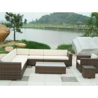 Buy cheap rattan sofa GS-262 from wholesalers
