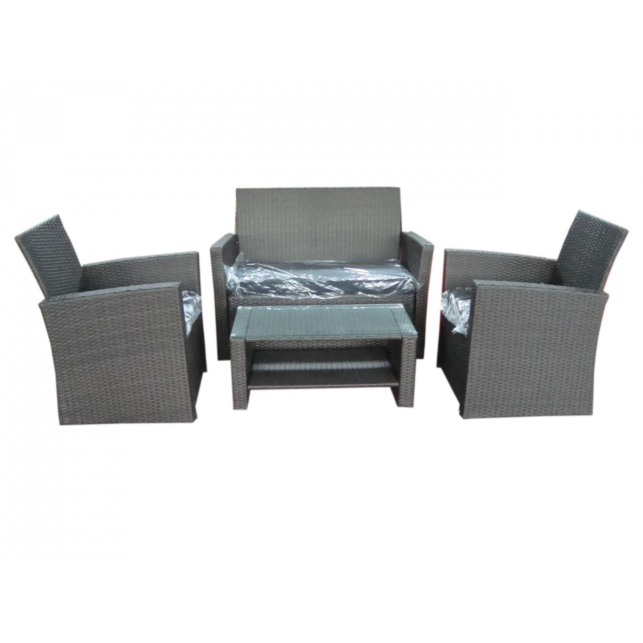 Buy cheap rattan sofa GS-241 from wholesalers