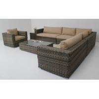 Buy cheap rattan sofa GS-313 from wholesalers