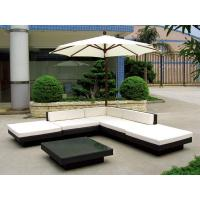 Buy cheap rattan sofa GS-107 from wholesalers