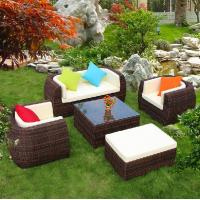 Buy cheap rattan sofa GS-064 from wholesalers