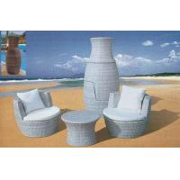 Buy cheap rattan sofa GS-068 from wholesalers