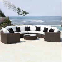 Buy cheap rattan sofa GS-030 from wholesalers